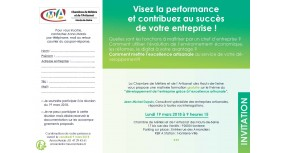 VISEZ LA PERFORMANCE
